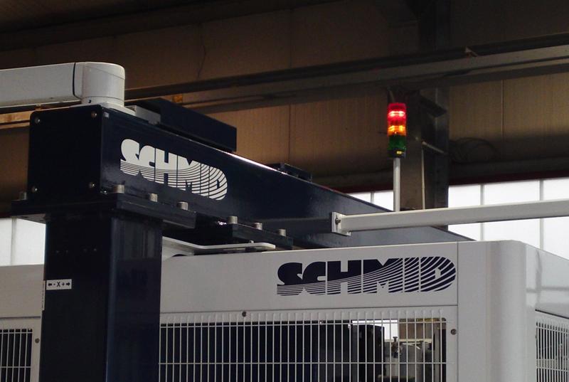 Maschinendekor, Maschinenbeschriftung, CI-Maschinenkennzeichnung